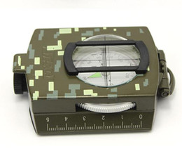 Wholesale Professional Pocket Military Army Geology Compass noctilucent