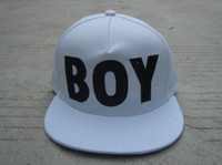 Wholesale Men s and women s cap BOY snapback hats Cotton hat sports and leisure hat nice cheap hats girl s cap