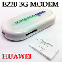 Wholesale USB Model HSDPA USB Modem G model E220 WEIL