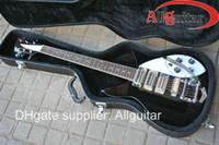 China stock guitare Avis-Noir Modèle 325C58JG 3 guitares électriques guitare Chine Guitare en stock
