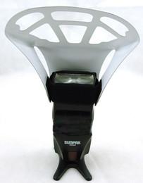 Photography Flash Reflector Diffuser FB-10 for Canon Nikon Yongnuo Oloong Speedlite FLASH