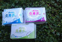 Wholesale Winalite LOVE MOON ANION Sanitary Napkins Pads for daytime