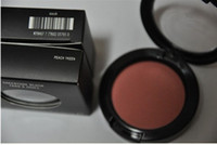 Wholesale Makeup powder Blush with name with IN BOX g Color