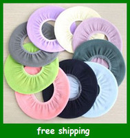Wholesale Hot Sales color flocking bathroom toilet mat Toilets set seats Soft Cover Gifts Fast