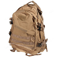Wholesale New arrival Multi function Large Military USMC Combat Tactical Backpack for Outdoor Coyote Tan