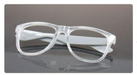 Wholesale 10PCS Latest fashion large transparent glasses frame