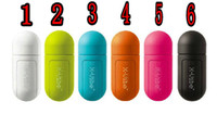 Wholesale X022 New X Vibe Vibration Mini Speaker For iphone s ipad mp3 Turn Anything into a Speaker