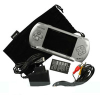 Wholesale Handheld Game console PVP Station inch Screen Free Games PC DHL