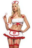 Wholesale amp Nurse Uniform New Arrival Sexy Lingerie Nurse Costume DT1002