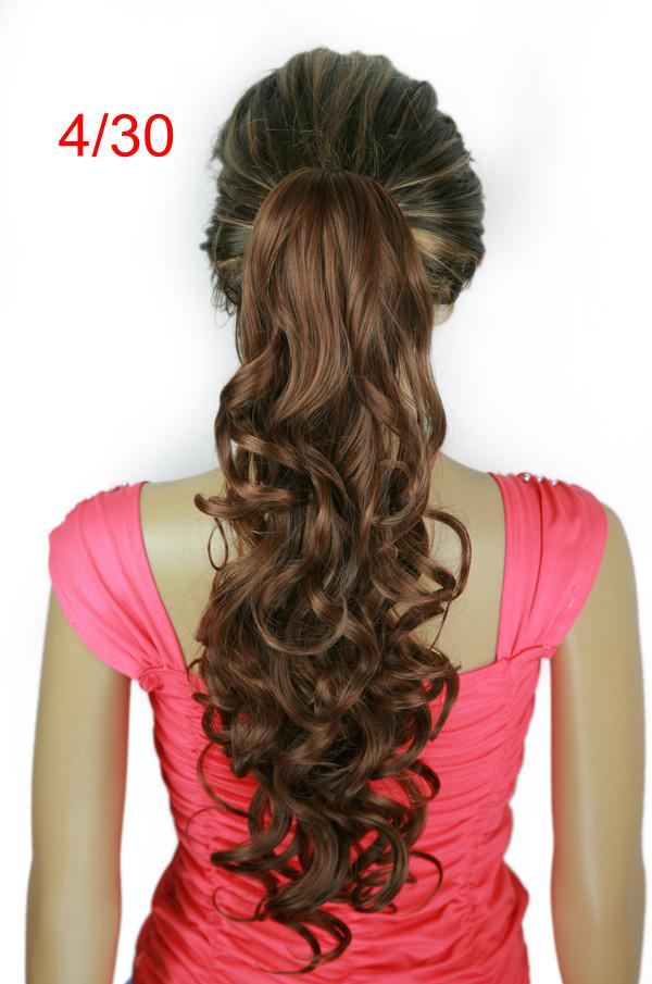 Admirable Hair Extension Curly Ponytail Triple Weft Hair Extensions Short Hairstyles For Black Women Fulllsitofus