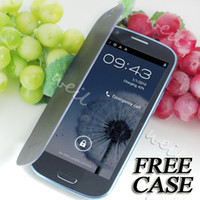 Wholesale Feiteng S3 I9300 MTK dual core Android G ROM MB RAM screen GB Free case