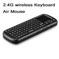 Wholesale Fly Air Mouse RF G Mouse Wireless Handheld Keyboard K19