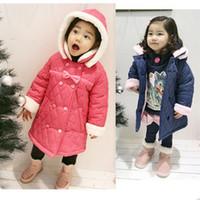 Wholesale 2012 Winter Children s Clothing Windproof Skiing Coats Girls Jacket Thermal Fleece Overcoat Korean S