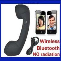 Wholesale new arrival wireless bluetooth retro handset for smartphones