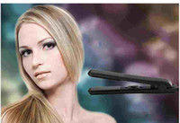 Wholesale New V V Hair Ceramic Hair Straighteners Straightener iron Titanium Straightening Flat Irons
