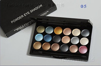 Wholesale china post china factory COLOR BEST Professional POWDER EYE SHADOW palette OMBRE PAUPIER