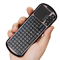 Wholesale K18R Mini Wireless Keyboard amp Mouse Touchpad With mode learning IR remote