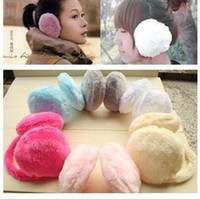 Wholesale hot new Winter ear warm ear cover earcap Earmuffs cover
