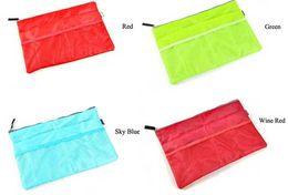 5 Цвет Дорожная сумка Вставка сумки кошелек Организатор макияж Косметические сумка Ipad в мешке Нью-V3628