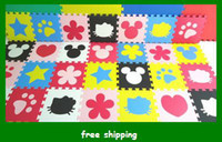 Christmas foam puzzle - Colorful puzzle mats baby crawling eva foam pad climb a pads cm Mix Christmas Gifts