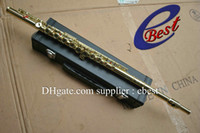 Golden Golden Open Golden Flute Made in Japan Professional Woodwind Gold Flute with case free shipping