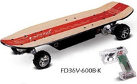 Wholesale 2012 New E Skateboard W electric skateboard Automatical skateboard