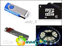 Wholesale For all of Andy_8 s friends For Car badges USB stick memory card LED light ect