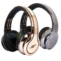 limited edition - Headphones Headsets Limited Edition SMS Audio SMS Cent Street by Cent Plating Gold Chrome