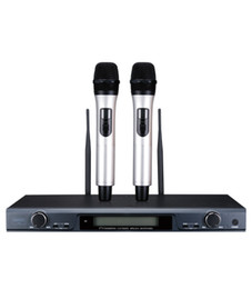 New Takstar X6 UHF Wireless Microphone System For Professional Karaoke Engineering Installation on-stage performance speech ect..