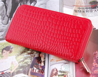 Wholesale Women Lady s Genuine Leather Clutch Bag Wallet Purse Card Holder Can Track