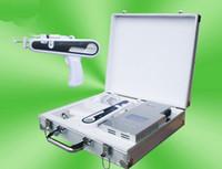 Wholesale HOT No Needle Mesotherapy Injection Gun Meso Gun for wrinkle removal Bio Slim Spa Salon Equipment