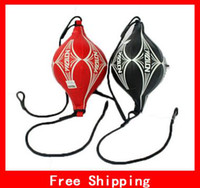 Wholesale Hot Selling Vertical Boxing Speedball Ceiling Ball Leather Sport Speed Punch Exercise Punching Ball
