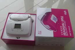 Mini Home Use IPL Hair Removal Beauty Machine 640nm Filter and 3 IPL Lamp CE approved