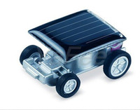 Wholesale New Solar Children Toys Gift Super Mini Toys Solar Energy Intelligent Car Kids Toys