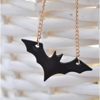 Party bats orders - Cool Womens Necklaces Trial Order Black Bat Pendant Necklace Jewelry