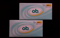 o.b.procomfort   O.B. Built-in tampons Sanitary napkin o.b.procomfort