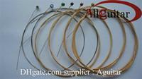 Wholesale Acoustic guitar Strings Silk Steel Acoustic Guitar Strings sets guitar strings