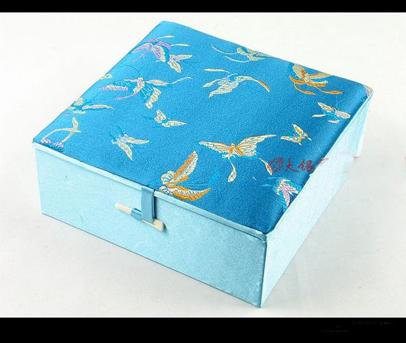 cotton filled jewelry gift boxes 2