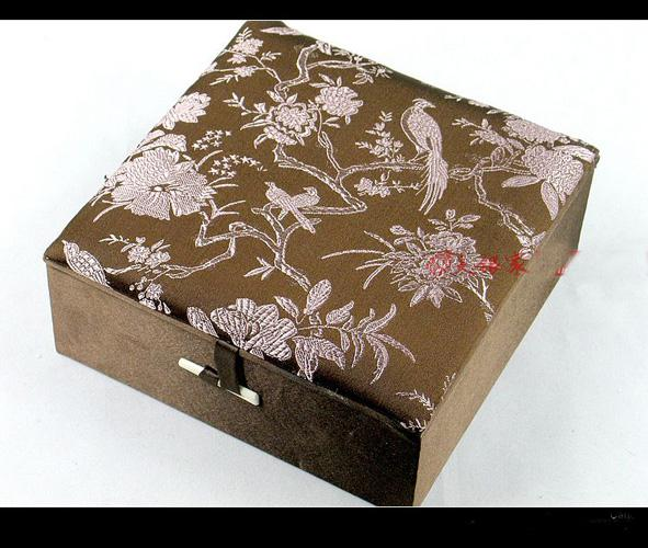 cotton filled jewelry boxes free shipping 3