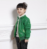 Wholesale children clothing Girls suits and short section of the British Princess coat girls jacket
