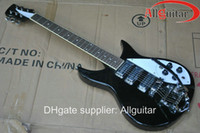 Wholesale black Model pickups electric Guitar China Guitar HOT SALE