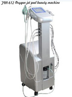 Wholesale 6 in Oxygen Injector Acne Removal Skin Care Oxygen Jet Facial Machine with BIO handle for Salon Use