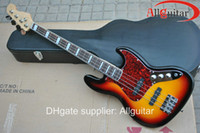 Vintage Sunburst jazz bass - 4 strings bass Vintage Sunburst JAZZ electric bass Guitar China Guitar HOT SALE