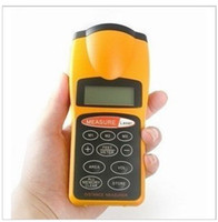 Wholesale Ultrasonic range finder infrared range finder rangefinder laser positioning electronic ruler measuri