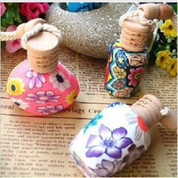 Wholesale Hanging perfume car perfume Fimo perfume pendant aromatherapy supplies fragrance