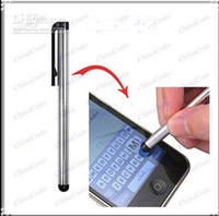 Wholesale Hot selling Metal Sketch Drawing Pen Capacitive Stylus Without Package