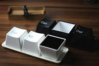 Wholesale Keyboard cup fashion cup per set include ctrl del alt pieces