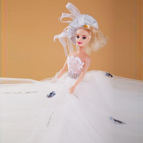 تپه سیخی پسر عمو باربی -عروسک های باربی عروس