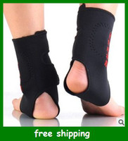 Wholesale Hot Ankle Brace Support Spontaneous Heating Protection Magnetic Therapy Belt Retail
