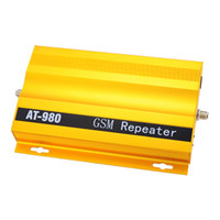 Wholesale Brand New Square Meter Work GP dB AT GSM Repeater F Connector Signal Amplifier Booster